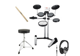 Roland HD-3 V-Drums Lite Electronic Kit with Accessory Bundle