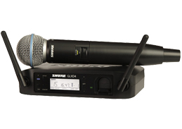 Shure PG24UK / PG58 UHF Wireless System, Channel 38